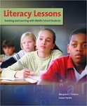 Literacy lessons : teaching and learning with middle school students