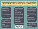 Understanding the Needs of Transgender Young Adults Dually Diagnosed with Autism Spectrum Disorder and Depression